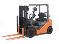 Forklifts for your Materials Handling needs.