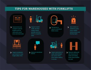 Tips for Warehouses with Forklifts