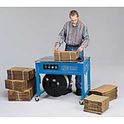 Mobile Poly Strapping Machine