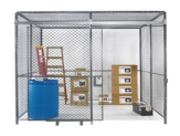 Bolted Wire Enclosure