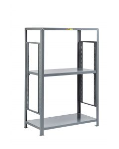 Little Giant Adjustable Steel Shelving with 3 Shelves 3SHA244872