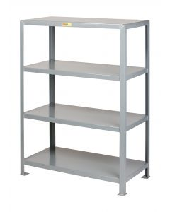 Little Giant Welded Steel Shelving  with 4 Shelves 4SH244872