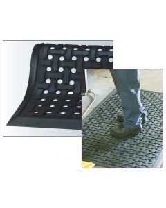 COMFORT FLOW™ & COMFORT SCRAPE™ ANTI-FATIGUE MATTING