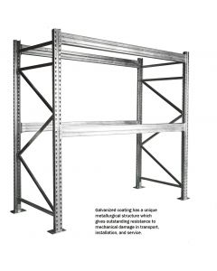 GALVANIZED PALLET RACK SYSTEMS