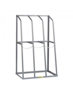 Little Giant Vertical Bar Rack With 3 Bays BR243660