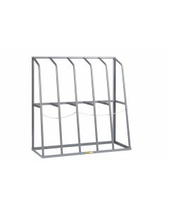 Little Giant Vertical Bar Rack With 5 Bays BR246060