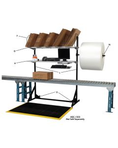 PACKING STAND BY DEHNCO