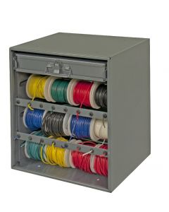 WIRE AND TERMINAL STORAGE CABINET
