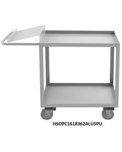 STAINLESS STEEL ORDER PICKING CART