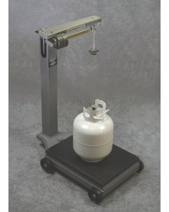 PORTABLE FLOOR BEAM SCALE