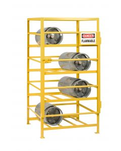 Little Giant Industrial Gas Cylinder Cage GSC363670
