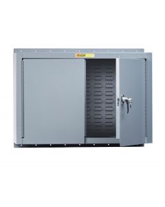 Little Giant Welded Steel Wall Storage Cabinet HC36LP