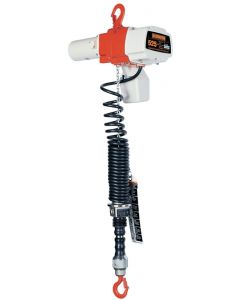 ERGONOMIC HIGH SPEED ELECTRIC CHAIN HOIST