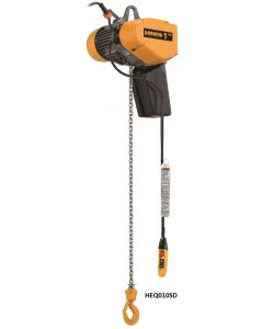 VFD CONTROLLED DUAL SPEED ELECTRIC CHAIN HOISTS