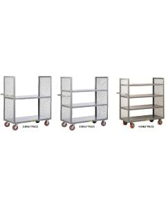 2 SIDED SHELF TRUCKS