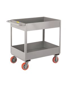 ALL-WELDED DEEP TRAY TRUCKS