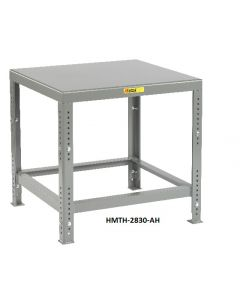 7 GAUGE ADJUSTABLE HEIGHT MACHINE TABLES
