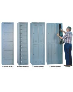 PERSONAL EFFECTS LOCKERS