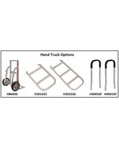 MAGLINER STANDARD HAND TRUCK OPTIONS