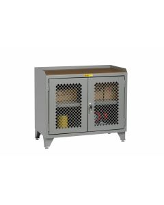 Little Giant Bench Cabinet with Welded Center Shelf MHP3LL2D2448