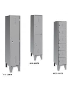 SINGLE, DOUBLE, AND MULTI TIER LOCKERS