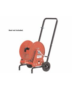 HEAVY DUTY HAND CRANK HOSE REEL OPTIONAL CART