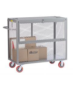 Little Giant Security Box Truck SB24486PY