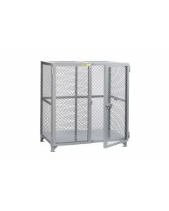 Little Giant Welded Storage Cabinet with No Center Shelf SCN2448NC