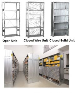 "R3000® SHELVING UNITS - 39"" WIDE UNITS"