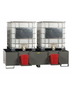 Little Giant IBC Containment & Dispensing Station (Double Unit) SSTIBC2