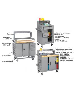 MOBILE/MODULAR WORKBENCHES