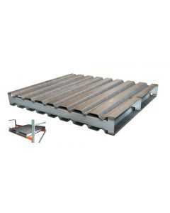 STEEL CORRUGATED PALLET
