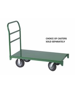 WESCO® STEEL PLATFORM TRUCKS
