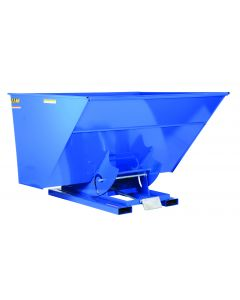 Vestil SELF-DUMP HOPPER MD 3 CU YD 4K BLUE