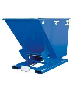 Vestil SELF-DUMP HOPPER LD 3 CU YD 2K BLUE