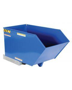 Low Profile Self-Dumping Steel Hoppers-Medium Duty