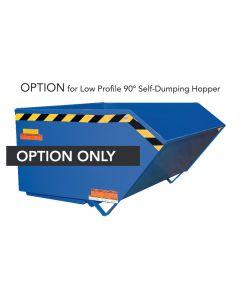 Flow Control Option for 4,000 Lb H Style Hopper