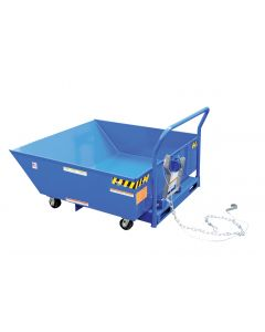 Low Profile Parts Hopper
