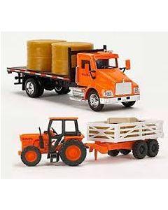 Kubota Toy Farm Set
