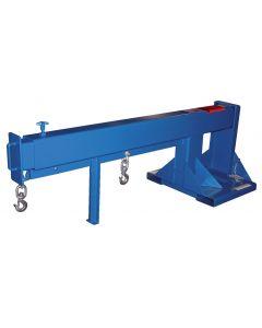Lift Master Forklift Boom-Telescoping - 8,000 lb. cap. (LM-1T-8-24)
