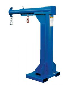 Lift Master Forklift Boom - Non-Telescoping - Orbiting - 4,000 lb. cap. (LM-OBNT-4-24)