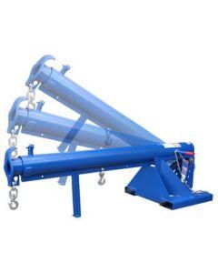 Lift Master Forklift Boom - Non-Telescoping - Orbiting - 6,000 lb. cap. (LM-OBNT-6-24)