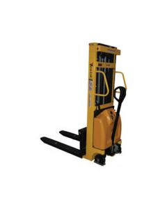 """Combination Hand Pump & Electric Stackers- 53"""" Lift Height"""