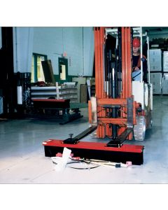 Forklift Sweeper Attachment Accessories