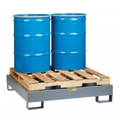 Little Giant Spill-Control Platform with Pallet Supports SSP5151