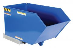 Low Profile Self-Dumping Steel Hoppers-Medium Duty