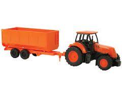 Kubota Tractor and Wagon toy