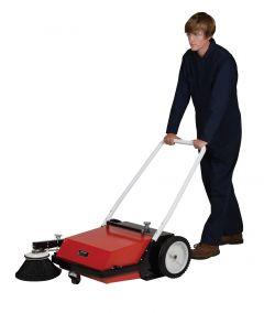 Manual Brush Sweeper