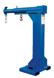 Lift Master Boom-Telescoping - High Rise - 4,000 lb. cap. (LM-HRT-4-24)