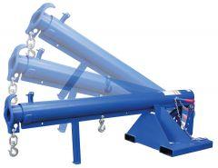 Lift Master Forklift Boom-Telescoping - Orbiting - 8,000 lb. cap. (LM-OBT-8-24)